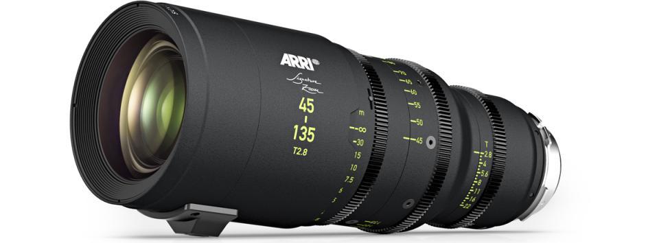 ARRI 45-135mm T2.8 Signature Zoom Lens with LPL Mount (Meters)