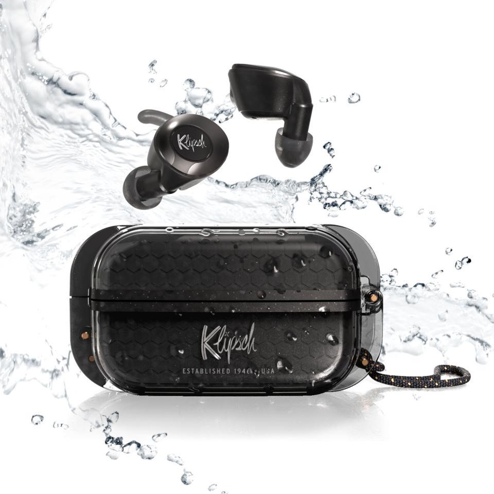 Klipsch T5 II True Wireless In-Ear Water Resistant Sport Headphones