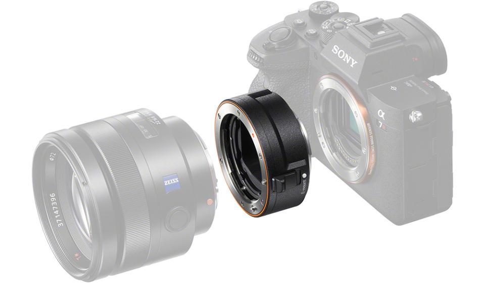 Sony LA-EA5 A-Mount to E-Mount Adapter