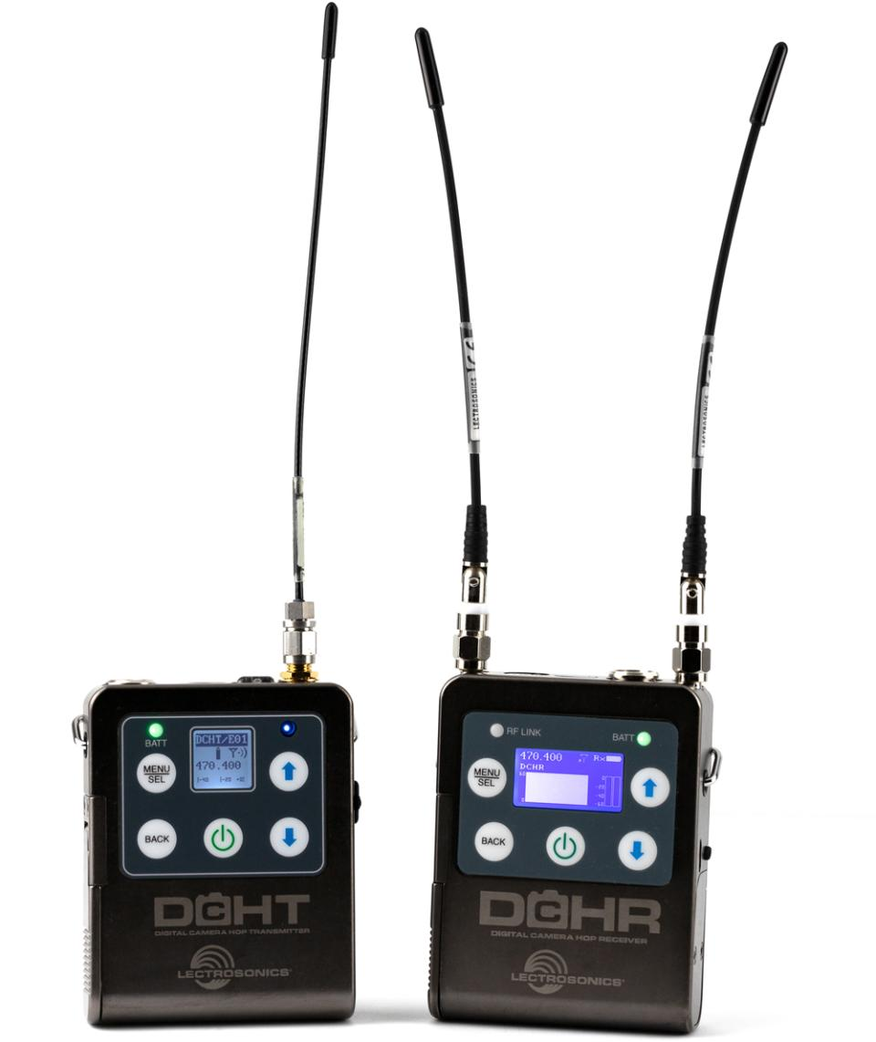 Lectrosonics DCHT and DCHR