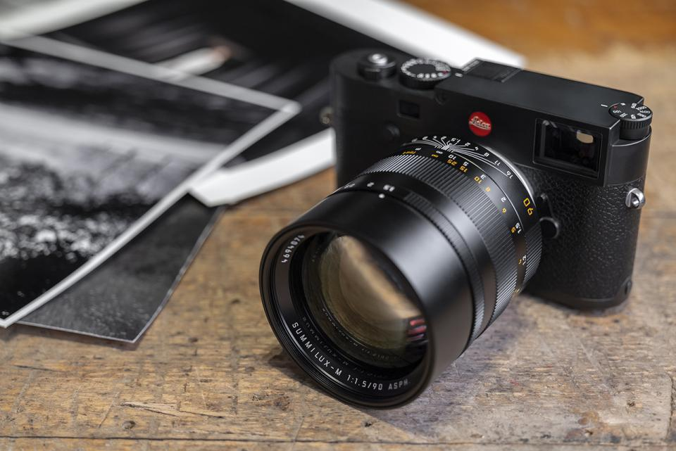 Leica M10 with the Summilux-M 90mm f/1.5 ASPH. Lens