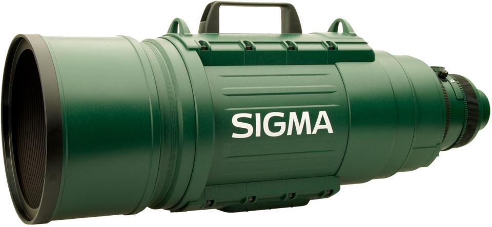 Sigma 200-500mm f/2.8 EX DG APO IF