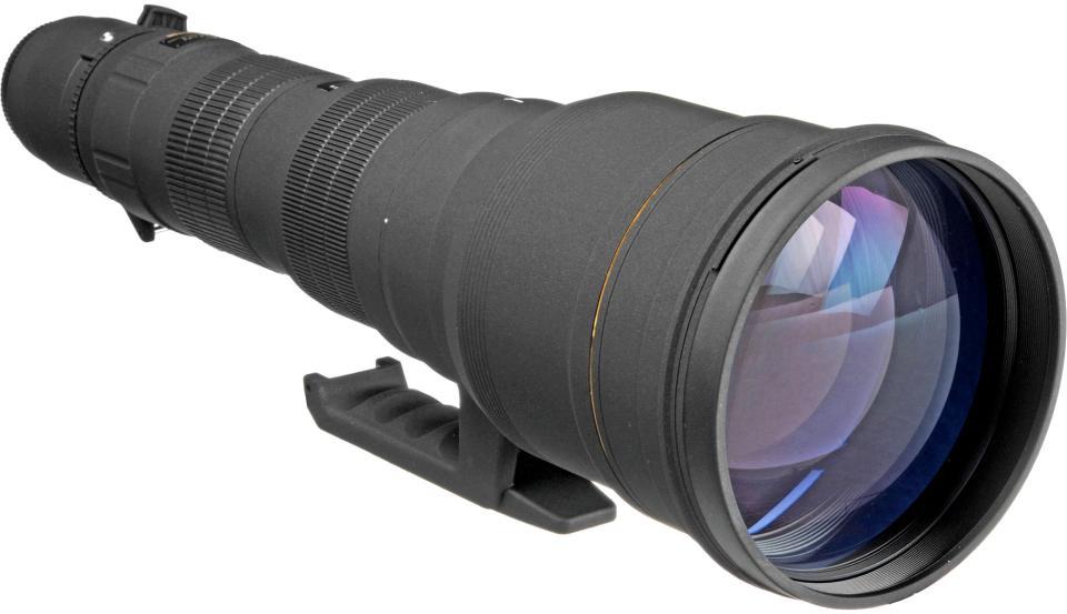 Sigma 300-800mm f/5.6 EX DG APO IF HSM
