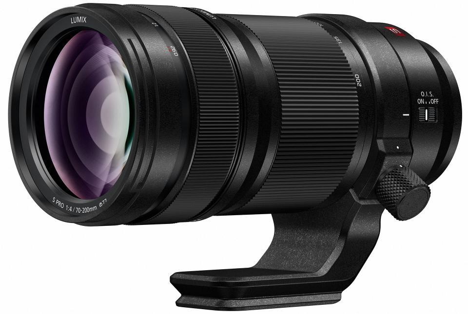 Lumix S PRO 70-200mm f/4 O.I.S. Lens