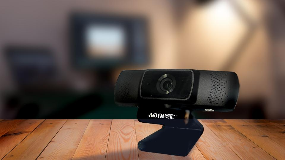 The A31 Full HD Webcam is a great teleconferencing solution for your home office needs.