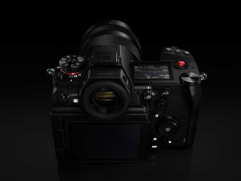 New Panasonic Lumix S1H Takes the Lead in Full-Frame