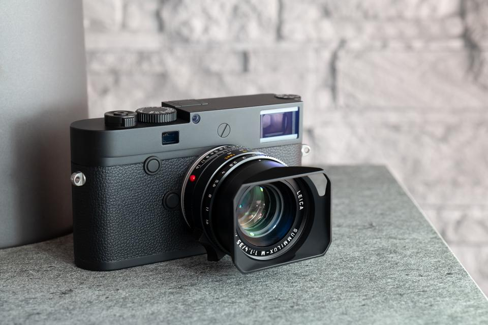 "The design elements of Leica's new M10 Monochrom are about as starkly Wetzlar as it gets. There's no Red Dot, nor is the name ""Leica"" or ""Leitz"" engraved on the top plate. In a word, it's ""lovely."""