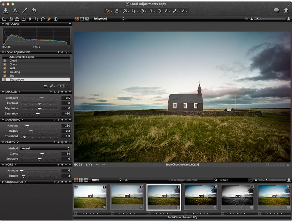 Capture One Pro 7: Impressions from a First-Time User | B&H Explora