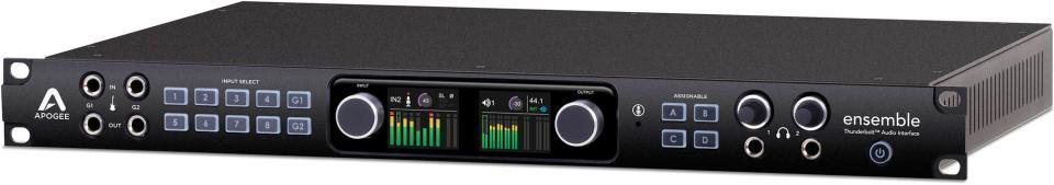 Apogee Electronics Ensemble 30 x 34 Thunderbolt Audio Interface