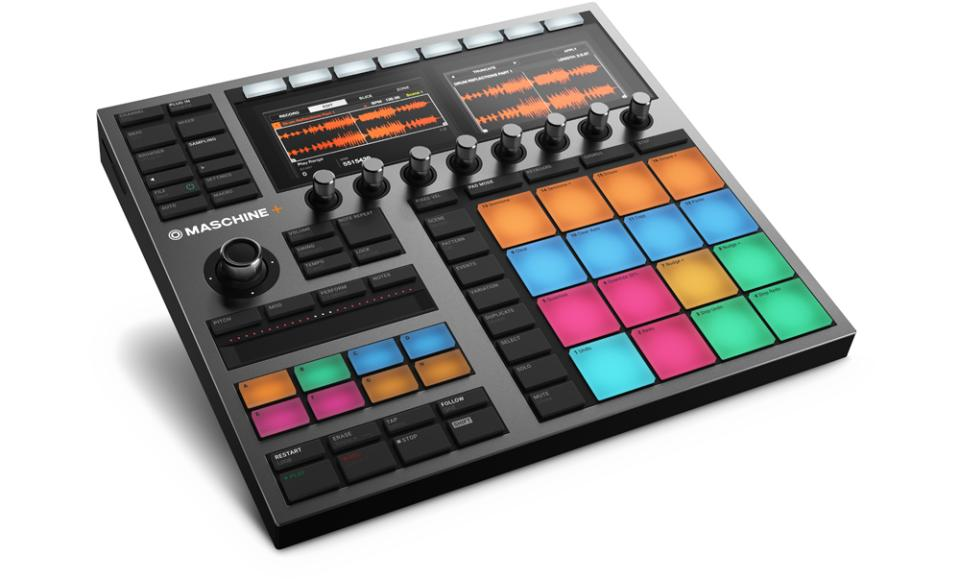Native Instruments MASCHINE+ Standalone Groove Production Studio