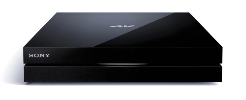 Sony Flagship XBR TVs and 4K Media Player: Not All TVs Are