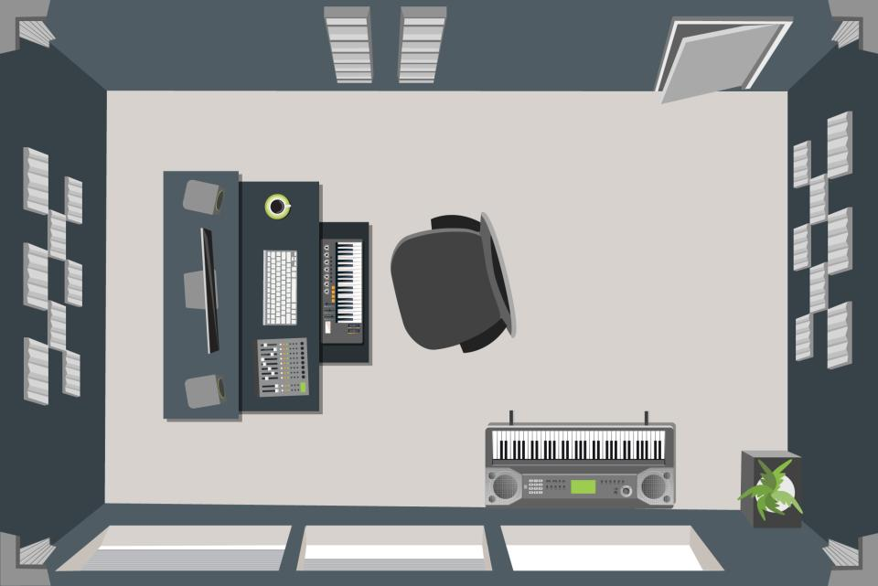 Fantastic Your Mix Is In Your Room How To Set Up Your Mixing Environment Largest Home Design Picture Inspirations Pitcheantrous