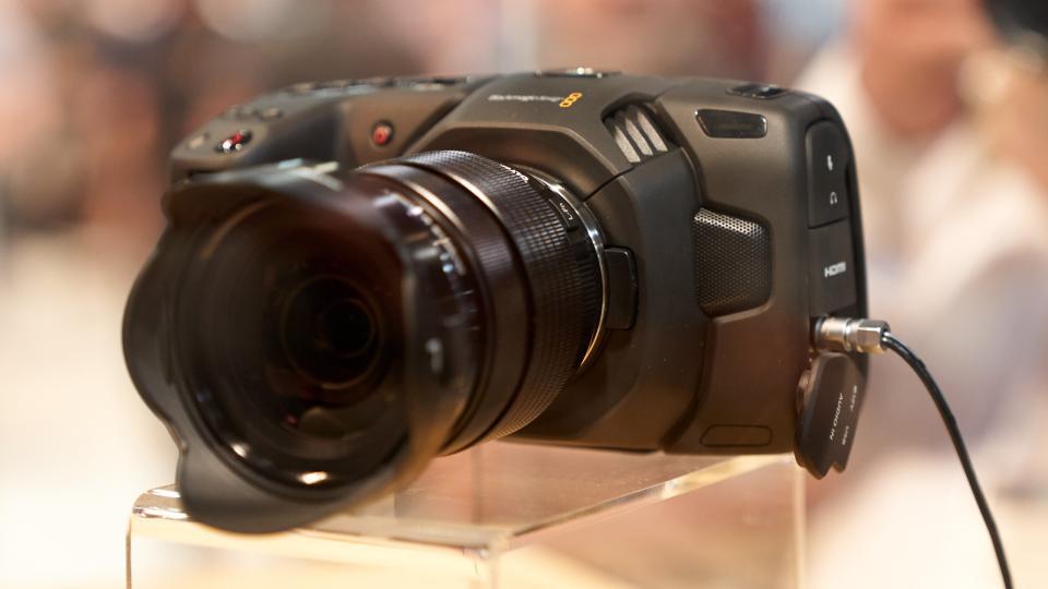 NAB 2018: Blackmagic Goes Big with 4K Pocket Camera and Resolve 15