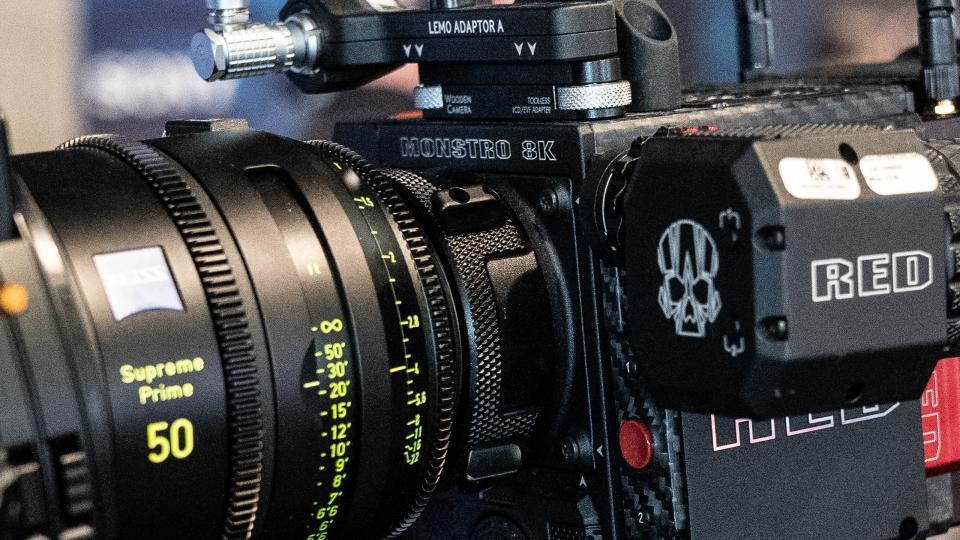 NAB 2019: The Current Crop of Large-Format Digital Cinema Cameras