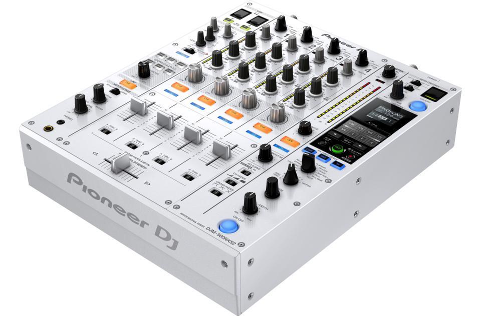 Pioneer DJ DJM-900NXS2 4-Channel Digital Pro-DJ Mixer