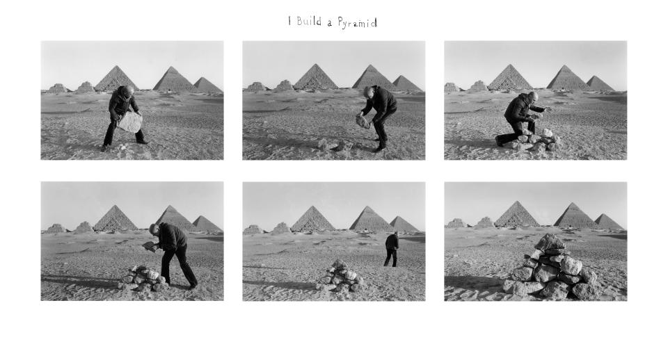 Photograph © Duane Michals, Courtesy DC Moore Gallery, New York