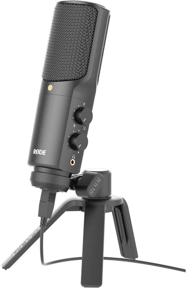 The RODE NT-USB Microphone Needs No Audio Interface | B&H
