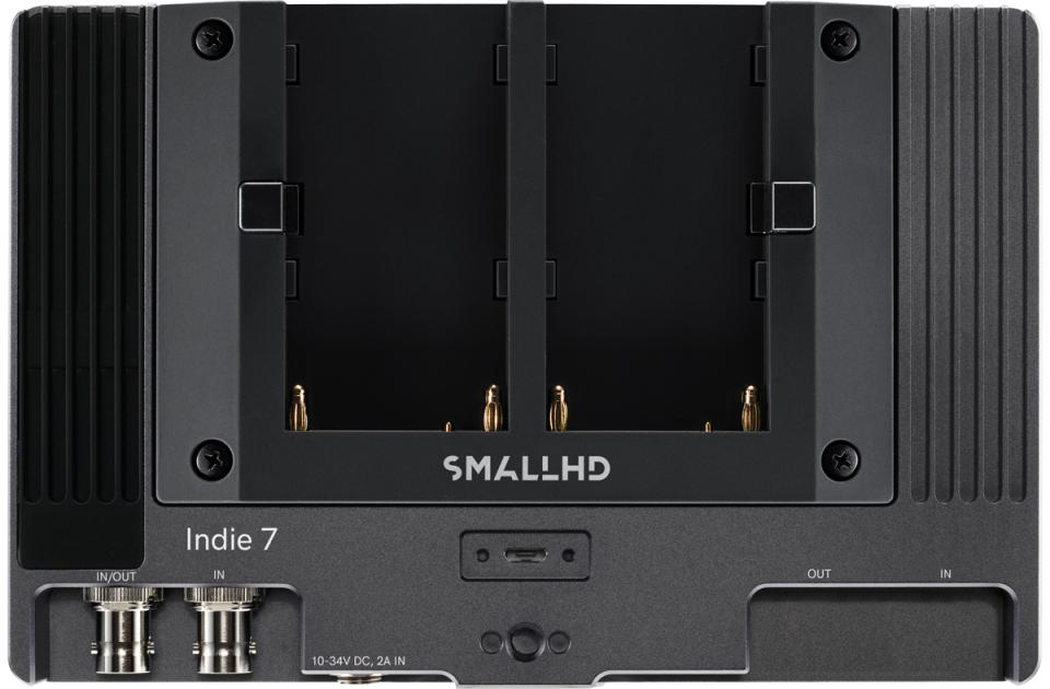 Rear of SmallHD INDIE 7