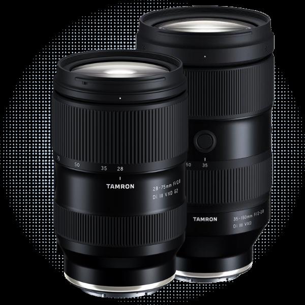 Tamron 35-150mm f/2-2.8 Di III VXD