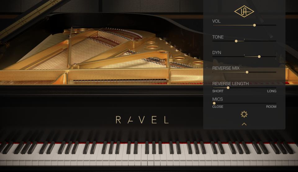 Ravel GUI
