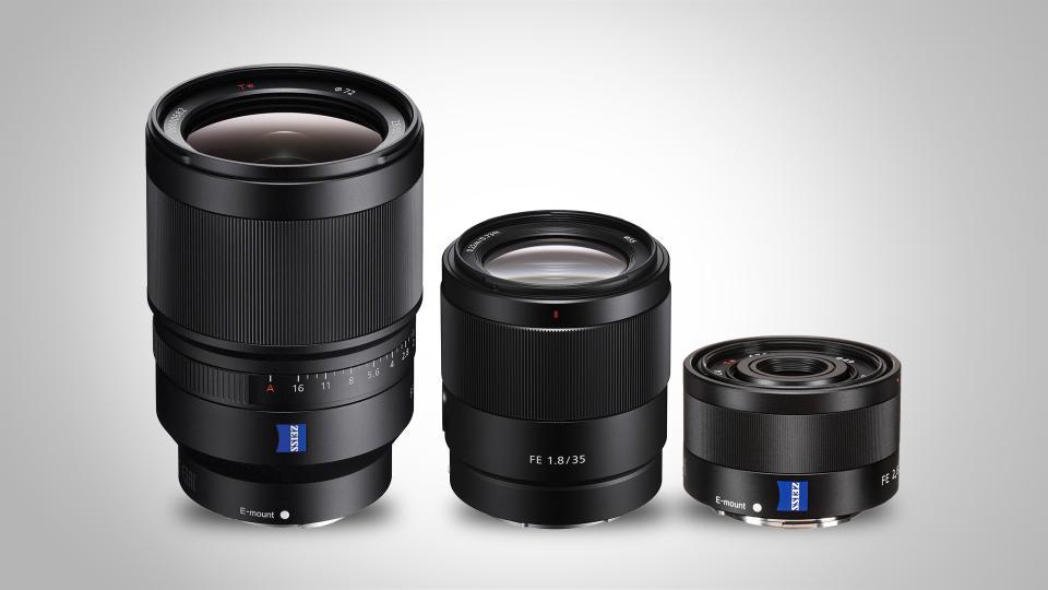 Sony Distagon T* FE 35mm f/1.4 ZA Lens | Sony FE 35mm f/1.8 Lens | Sony FE 35mm f/1.8 Lens