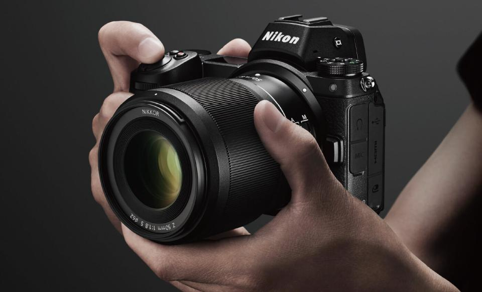 Nikon Takes Giant Leap Forward with Z Mirrorless Camera