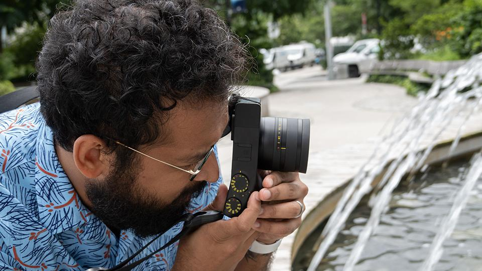 The EVF is a joy to use and is very sharp.