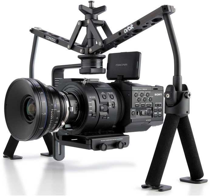 Video Camera Stabilizer >> Video Rig Stabilizer Buying Guide B H Explora