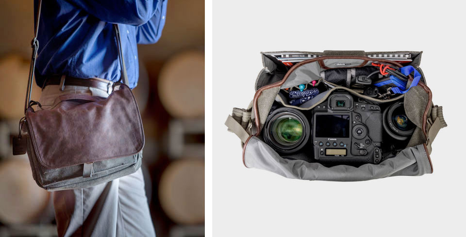 A Guide to Stylish Camera Bags | B&H Explora