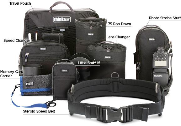 814e6336204 Belt Systems for Camera Slingers | B&H Explora