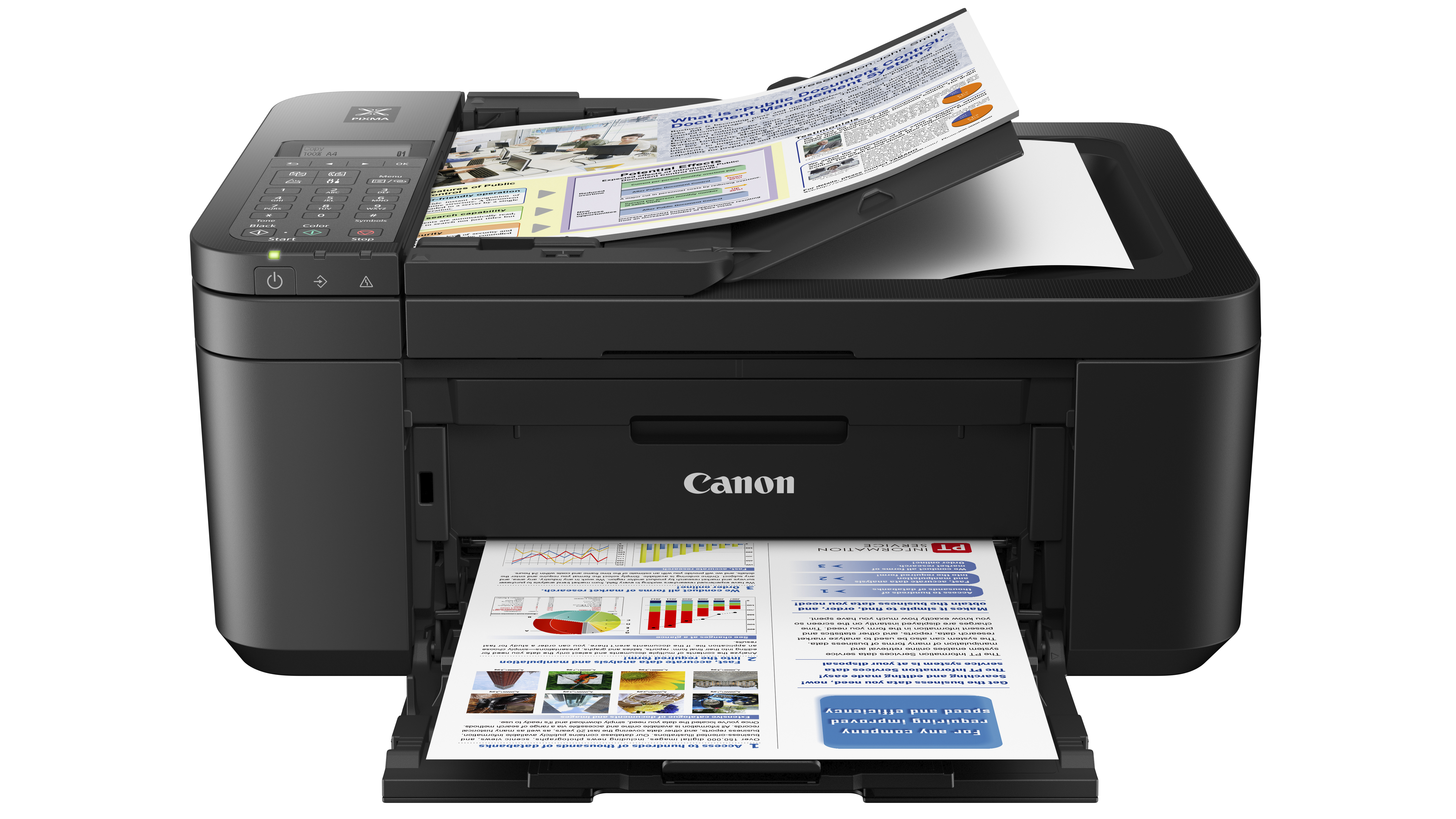 Canon Transforms Everyday Printing and Scanning with New