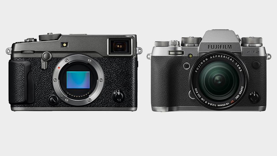CES 2017: Fujifilm Unveils Graphite Versions of X-Pro2 and X-T2