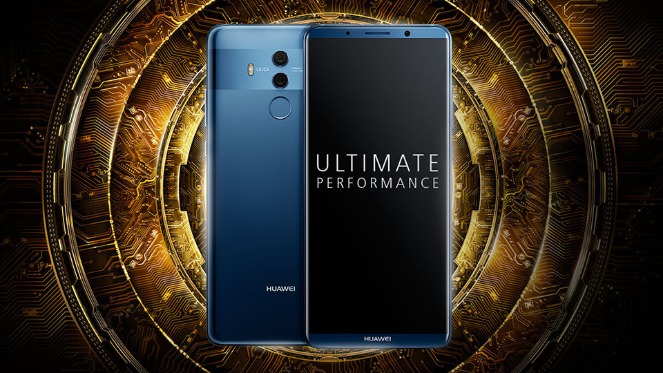 Ces 2018 Huawei Introduces The Mate 10 Pro The Porsche Design Mate 10 And More B Amp H Explora