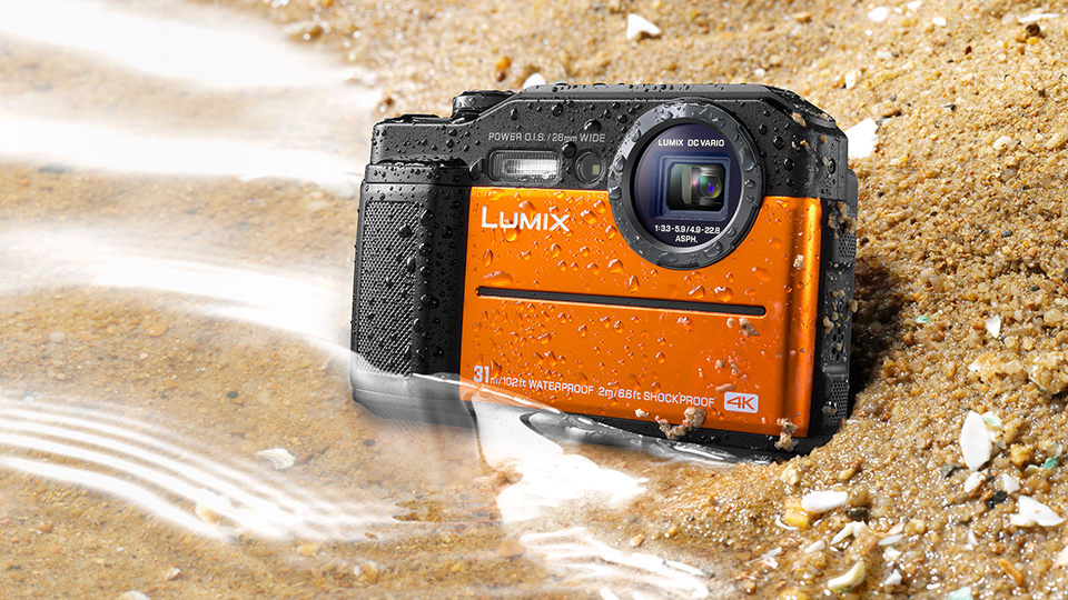 Introducing Tough and Versatile Panasonic Lumix DC-TS7 Digital Camera