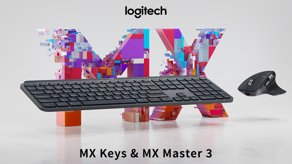 Announcing Logitech Flow: MX KEYS and MX MASTER 3