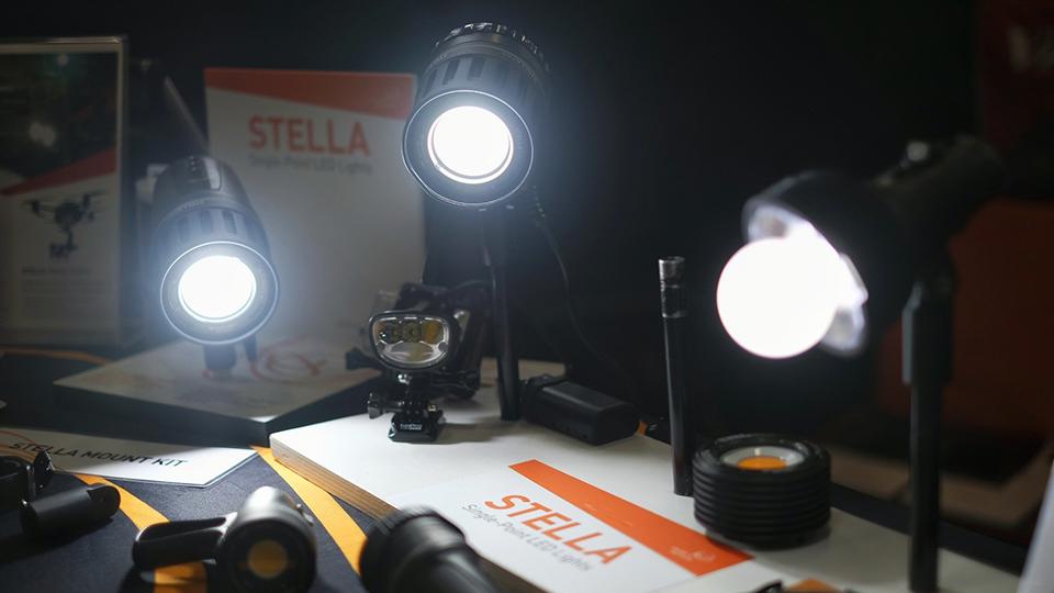 WPPI 2018 Light u0026 Motion Stella Series Lights the Way Underwater and Above | Bu0026H Explora & WPPI 2018: Light u0026 Motion Stella Series Lights the Way Underwater ...