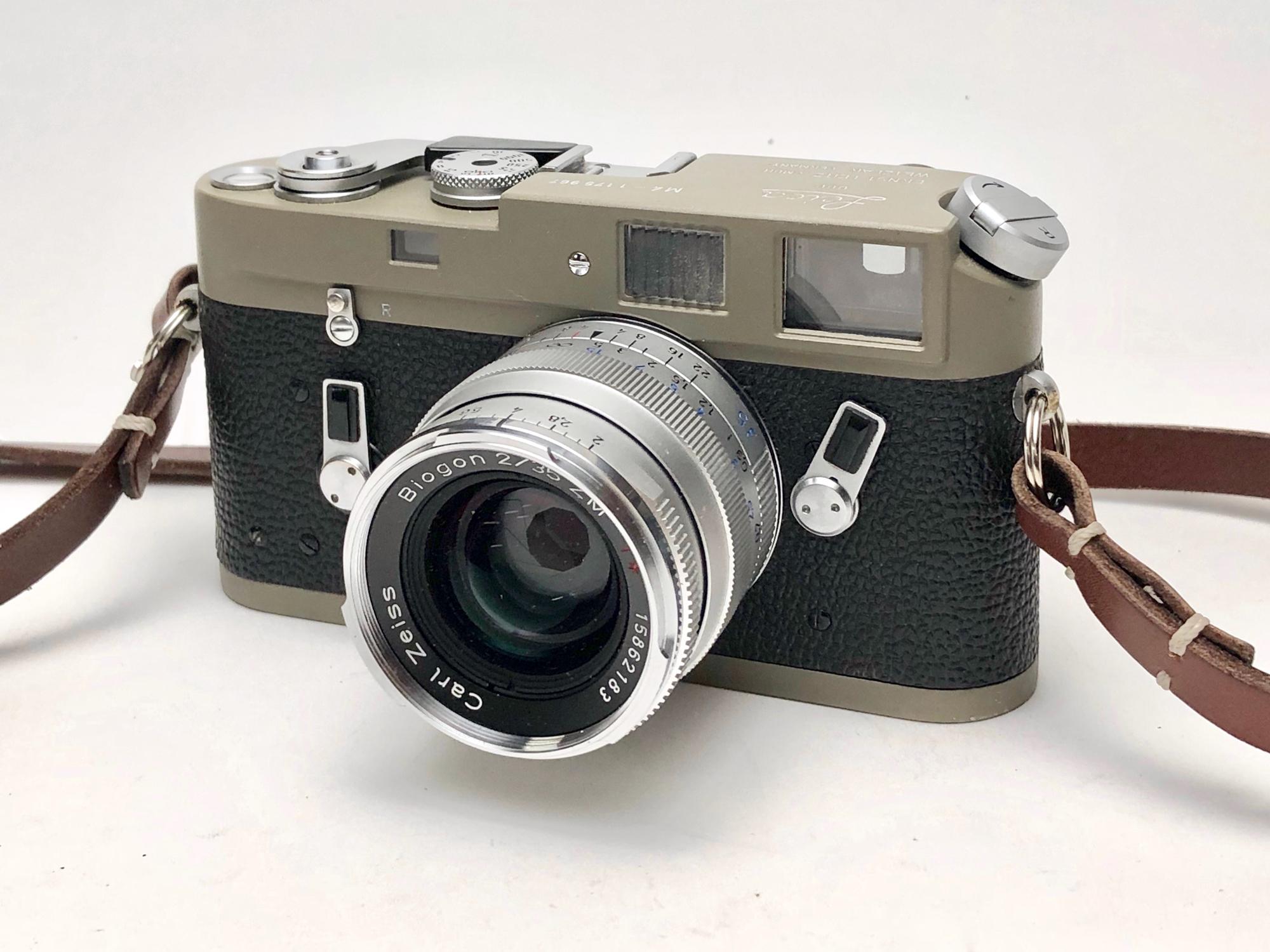 Classic Camera Review: The Leica M4 | B&H Explora