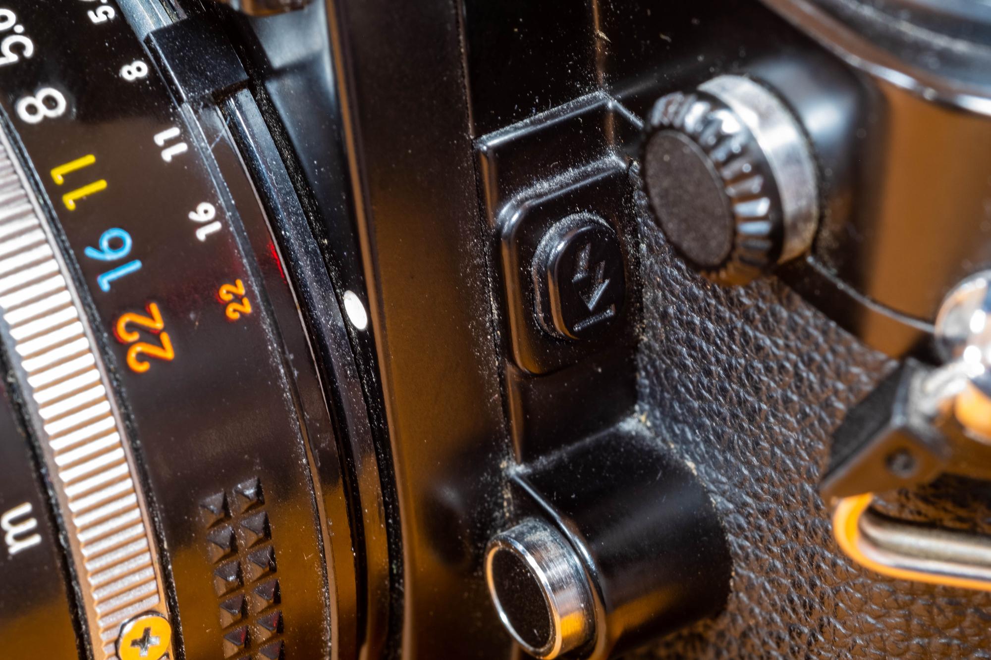Classic Cameras: The Nikon FM3a | B&H Explora