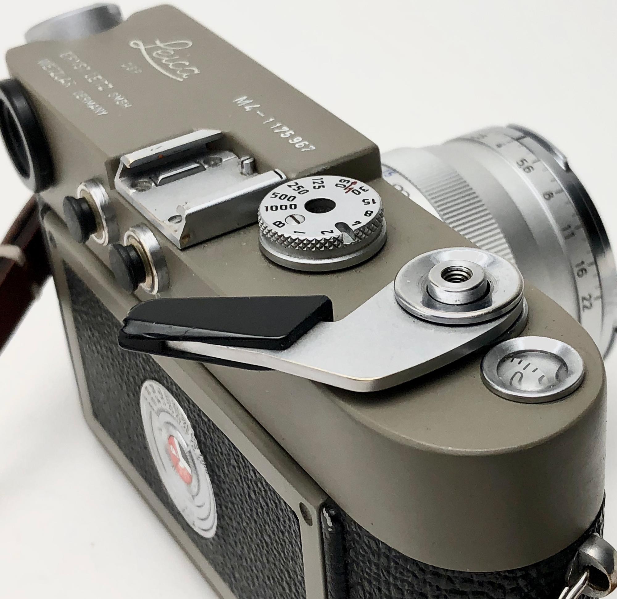 Classic Camera Review: The Leica M4   B&H Explora