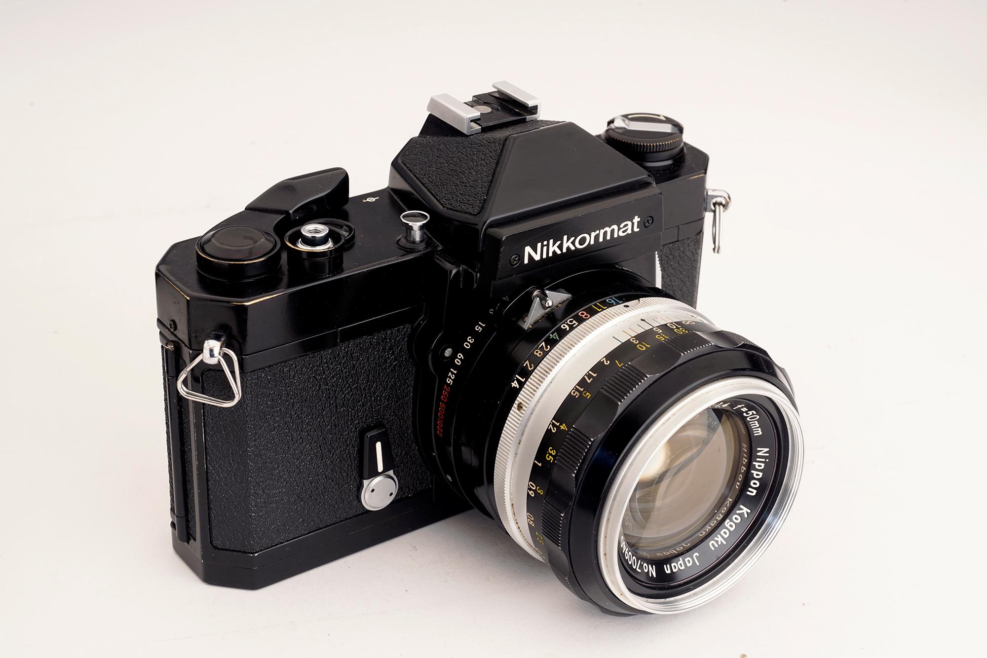 Dating Nikon F3