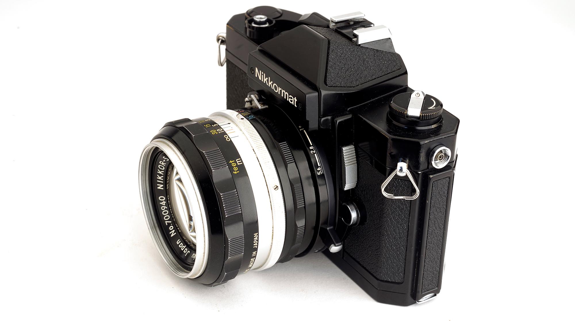 Classic Camera Review: Nikkormat FT-2, The Poor Man's Nikon F | B&H