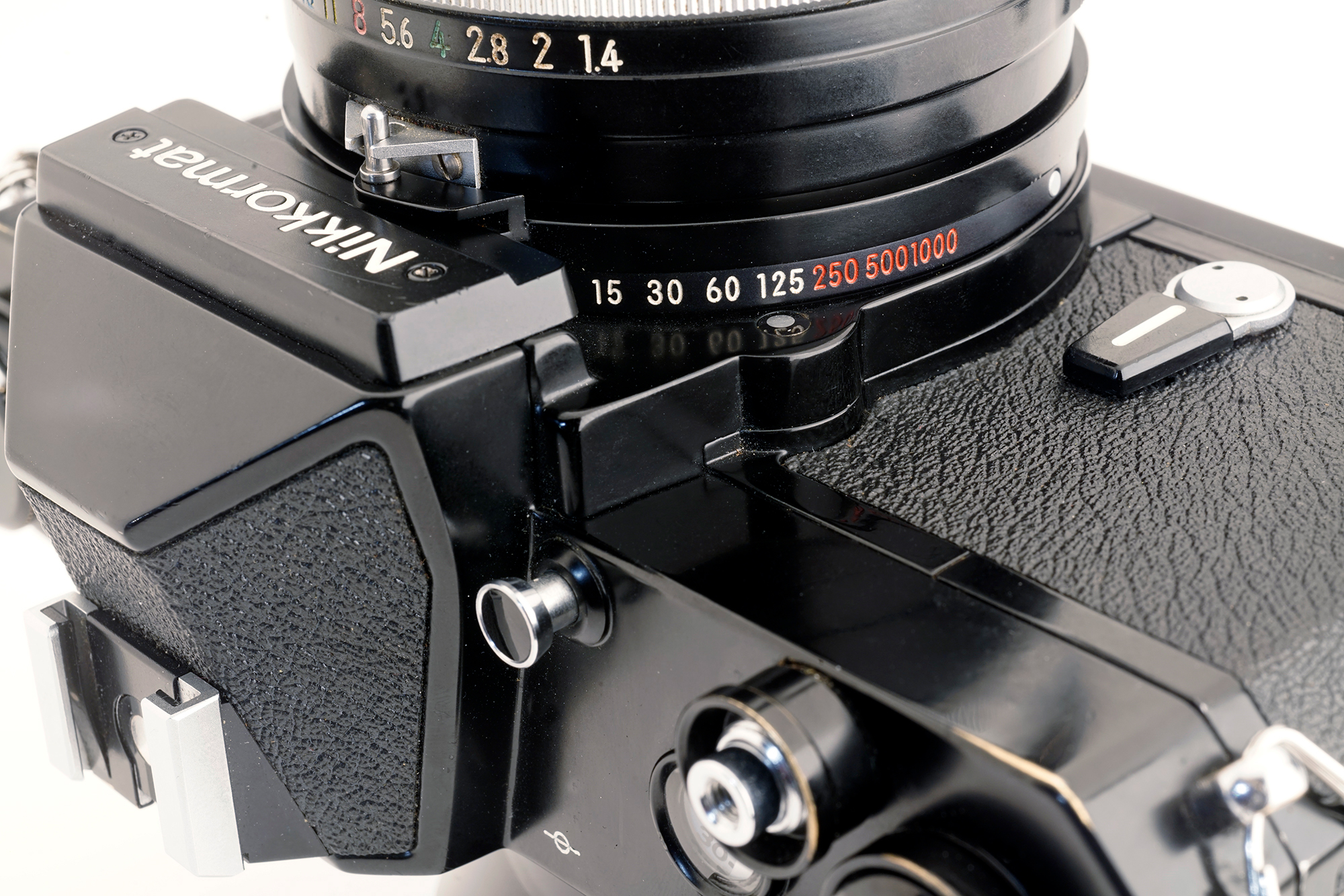 Classic camera review nikkormat ft 2 the poor mans nikon f nikon f series cameras had a top flash sync of only 190 of a second the vertical travel copal shutter in the nikkormat had a top sync speed of 1125 of a malvernweather Images