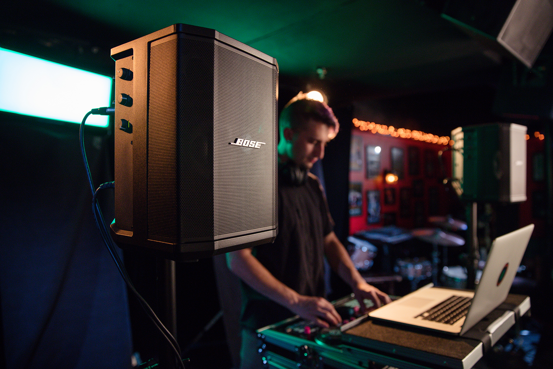 Namm 2018 Sound Great Anywhere With The Bose 174 S1 Pro