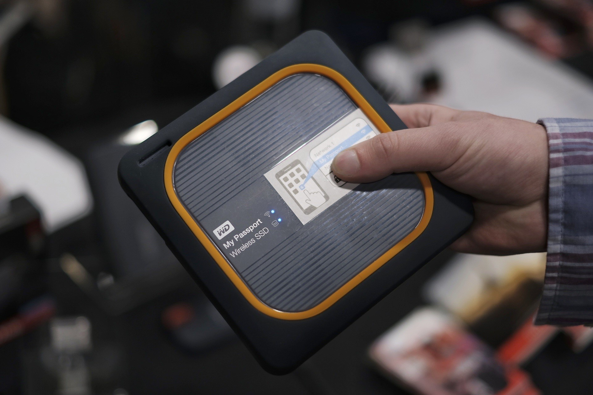 WPPI 2018: SanDisk and WD Appeal to Creatives with Portable