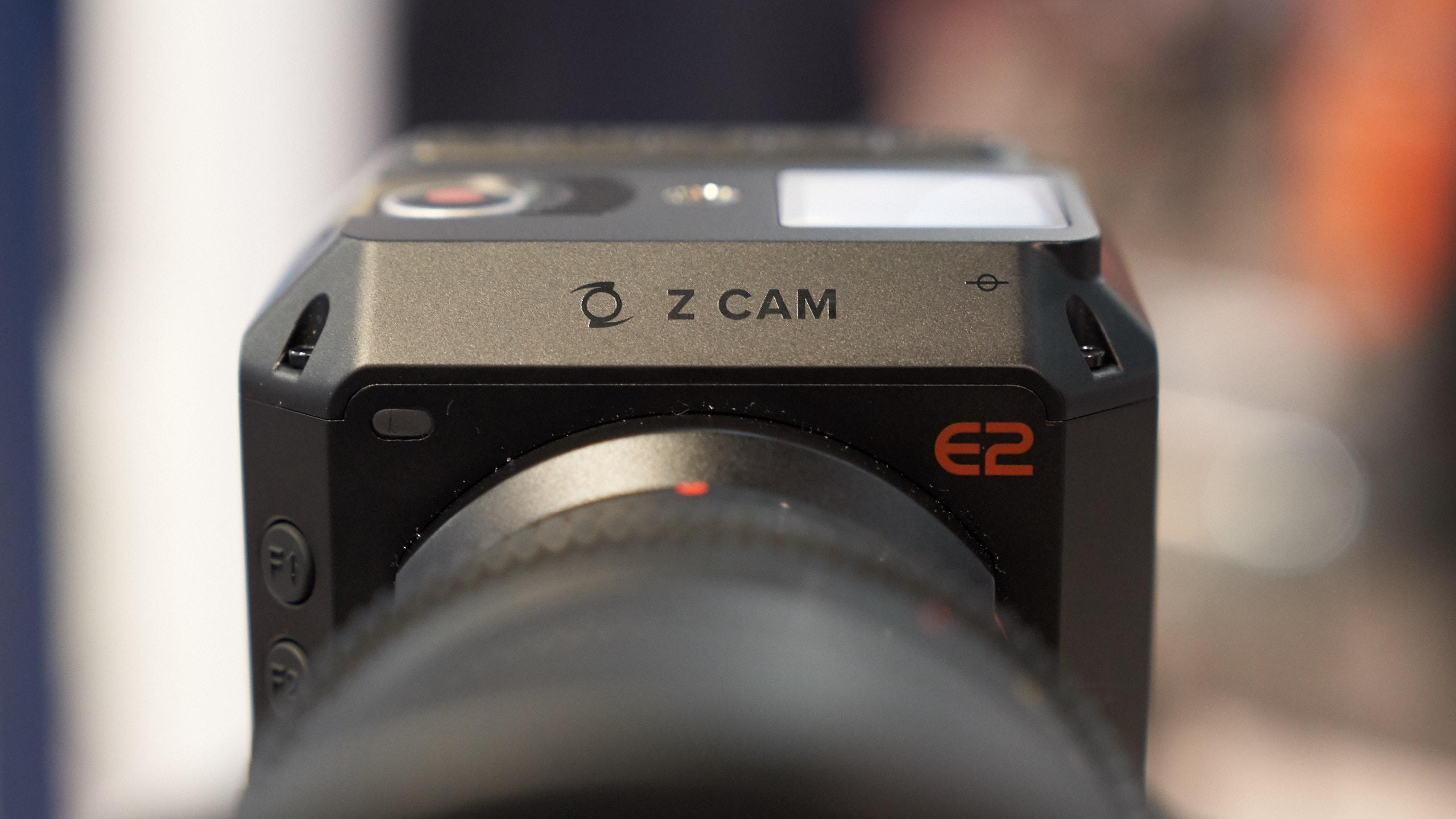 NAB 2018: Z CAM Shows Off the E2, with 4K at 120p | B&H Explora