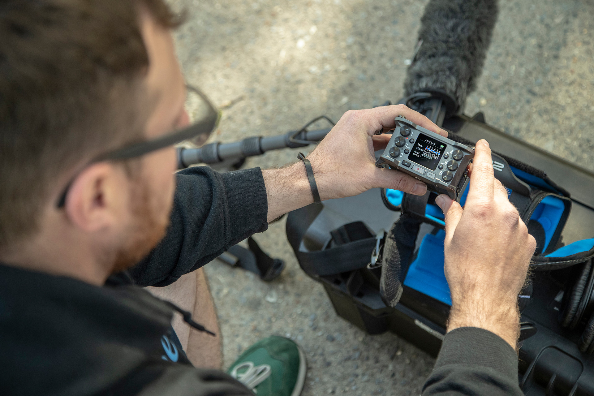 Zoom Introduces the Compact and Powerful F6 Field Recorder   B&H Explora