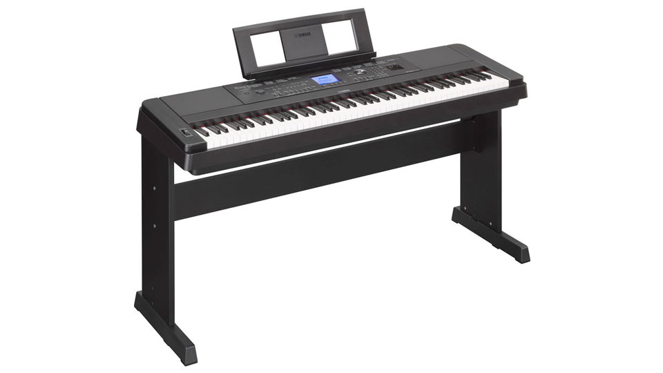 Yamaha presents the dgx 660 88 key portable digital piano for Yamaha digital piano dealers