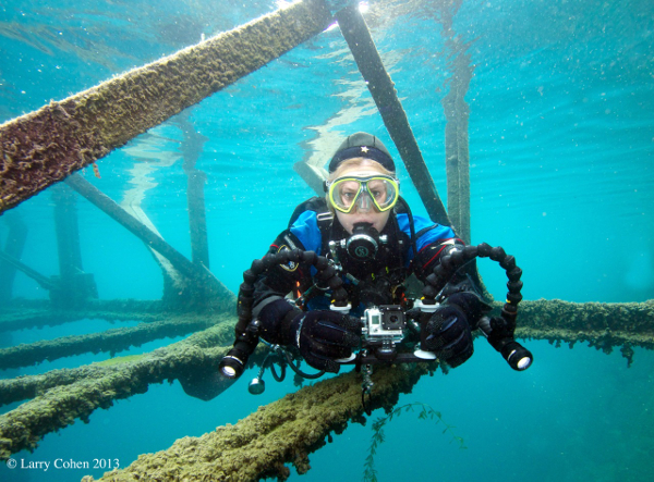 Tips On Scuba Diving With The Gopro Hero3 Explora