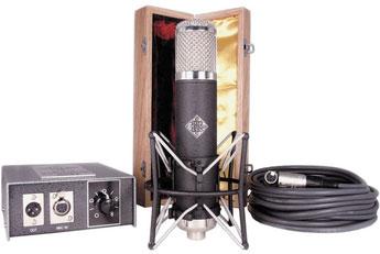 Telefunken AK-47 Tube Condenser Microphone