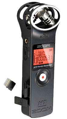 The Zoom H1